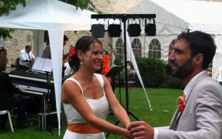 Mariage de C?cile et David
