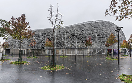 Remise des récompenses annuelles du site garagescore.com, Stade Jean Bouin, Paris (75)